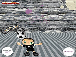 Soccer Folks game