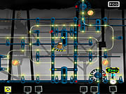 Play free game The Railway Robots Road Trip