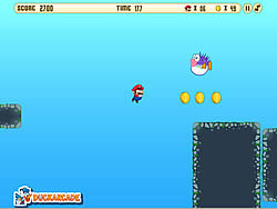 Super Mario Water game