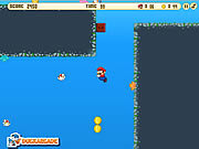 Play Super mario water Game