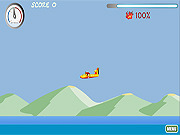 Play Sky firefighter Game