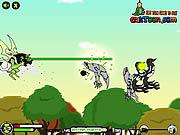 Ben 10 Sky Battle game