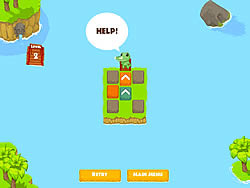 Push Push Animals game