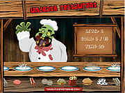 Play Undeath restaurant Game