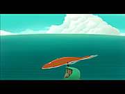 Watch free cartoon Big Ocean and Chinese Crabapple