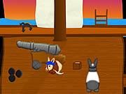 Play Save pirate bunny Game