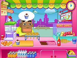 Emily's Ice Cream Bar game