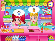 Play Emily s ice cream bar Game