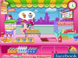 Emily Ice Cream Bar game