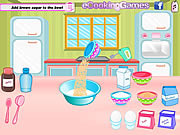 Play Peanut butter and jelly Game