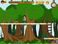 Diego Baby Zoo Rescue Game game