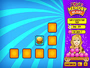 Play Icarly memory blast Game