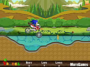 Play Sonic moto adventure Game