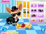 Fleego Doggy DressUp game