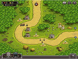 เล่นเกมฟรี Kingdom Rush