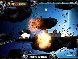 Outers Space Explorer game