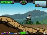 juego Ben10 BMX Ride