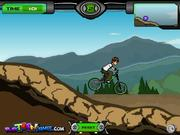 Ben10 BMX Ride game