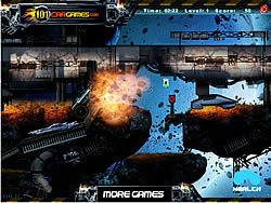 Outer Space Explorer Game game