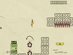 Paper Quest game