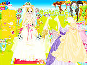 Dress up bride Spiele