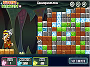 Play Digging diamonds Game