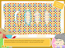 Granny's Workshop Bunny Doll game
