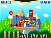 Play Mario block ball Game
