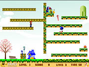 Play Mario n sonic Game