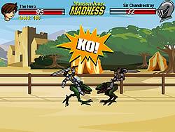 Permainan Monster Joust Madness