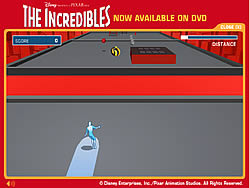 The Incredibles - Thin Ice game