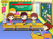 Play Happy classroom hour Game