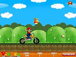 Mario Fun Ride game
