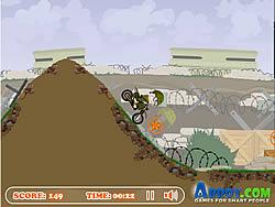 Private Biker Game game