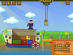 Ship Loader game