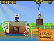Play Ship loader Game