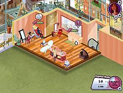 Sara's Super Spa game
