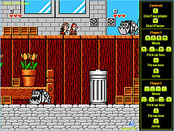 Chip and Dale Rescue Ranger game