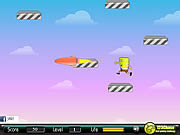Play Spongebob power jump Game