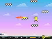 Spongebob Power Jump game