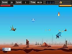 Drago War game