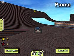 Spielen Sie das Gratis-Spiel  Monster Truck 3D