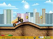 Play Monster truck racer Game