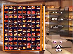 Bake Shop game