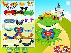The Frog Prince game