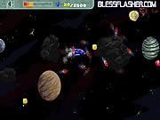 Galactic Miner game