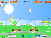 Play Sticky and boucy Game