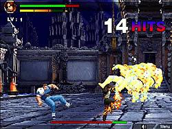 KOF Fighting game
