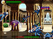 Play Kof fighting Game