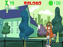 Juega al juego gratis Kabillion Spitball Warrior